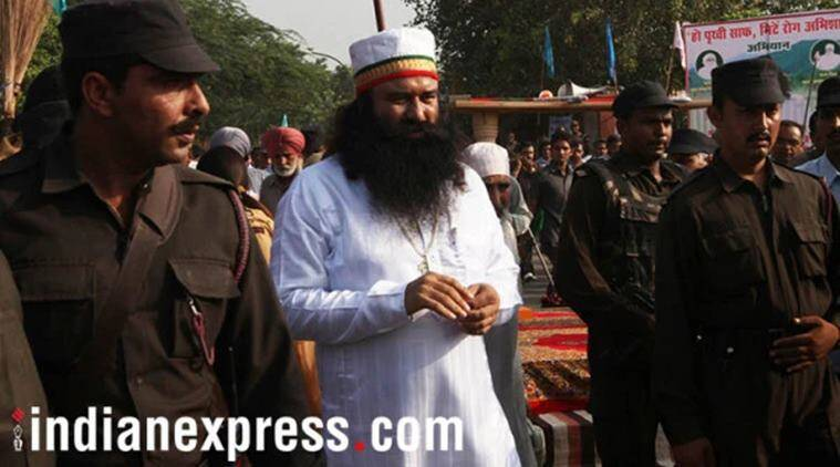 Ram Rahim, Gurmeet Ram Rahim, Gurmeet Ram Rahim jail, Bail application Ram Rahim, india news, indian express, latest news