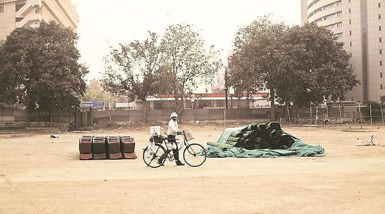 Makeshift PMO for 2 days at Delhi's Ramlila Maidan, BJP readies for national meet