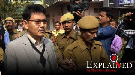 National Democratic Front of Bodoland, NDFB, Bodo Territorial Area District, Bodoland dispute, Assam Accord, Ranjan Daimary, Ingti Kathar Songbijit, indian express explained
