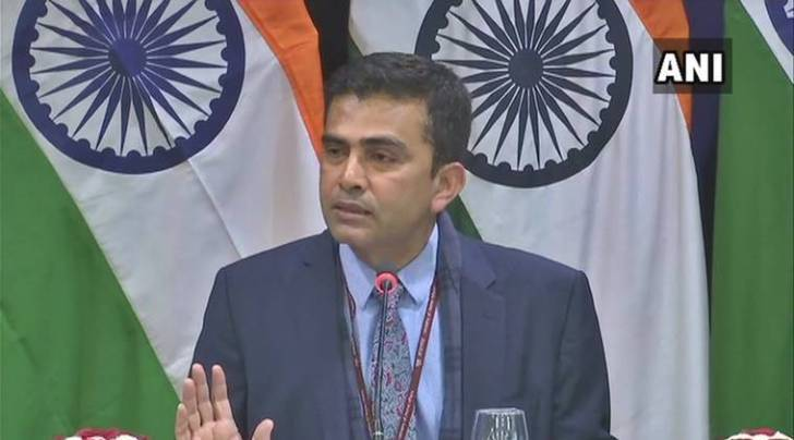India retorts to Pak's comment on New Delhi's role in Afghanistan issue