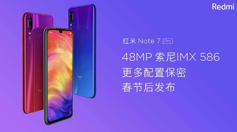 Xiaomi Redmi Note 7 Pro price and processor details leaked online