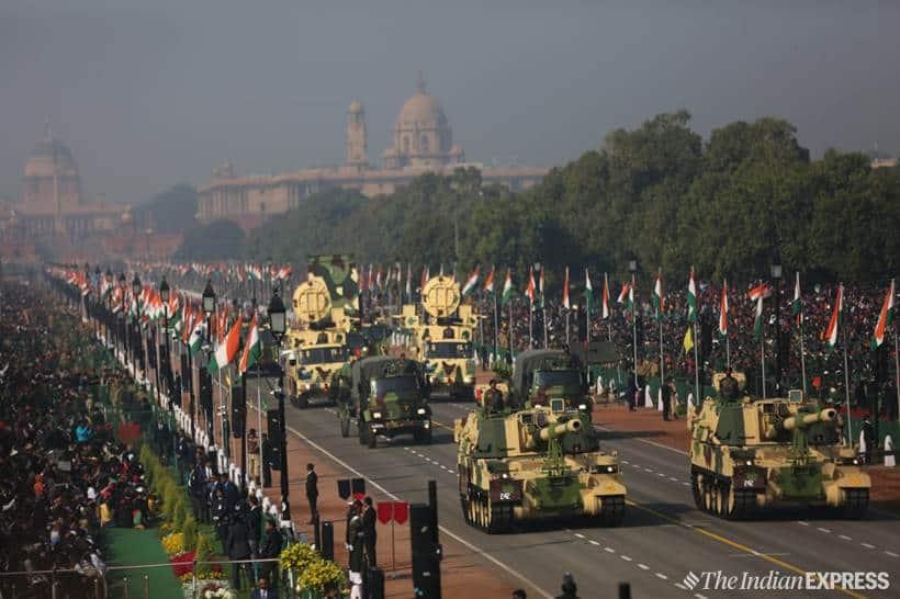 عرض عسكري في الهند احتفالا بالذكرى الـ70 لتأسيس الجمهورية Republic-day004-1