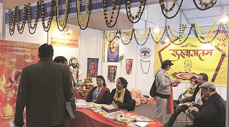 Hindu outfit gets NRIs to sign up for Ram temple