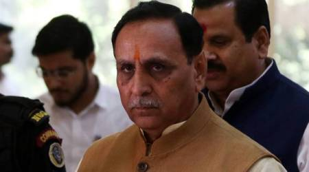 bribes, gujarat corruption, gujarat bribery data, vijay rupani, gujarat bribery cases, revenue department corruption gujarat, government officials held for bribery, police, gujarat news, indian express news