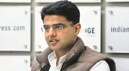 Sachin Pilot, Sachin Pilot Rajasthan Deputy Chief Minister, Rajasthan Deputy Chief Minister, India news, Indian Express