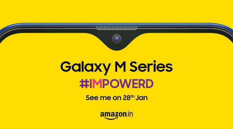 Samsung Galaxy M10, Galaxy M20, Galaxy M30, Galaxy M series smartphones, Galaxy M series coming to India on January 28, Galaxy M series mid-range smartphones, Galaxy M10 price in India, Galaxy M20 launch in India, Galaxy M