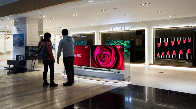 Apple's TV deal with Samsung showcases shift to services