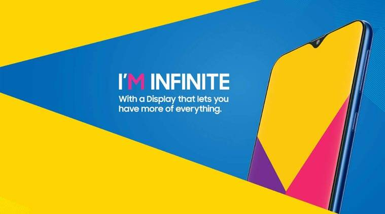 Samsung to launch Galaxy M10 for Rs 7,990, M20 for Rs 10,990