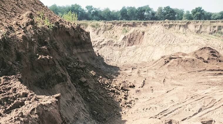 Apart from surveillance of the river beds and mines, the department is planning to conduct a volumetric analysis of the pits that have already been dug by illegal miners in the rivers. (Representational)