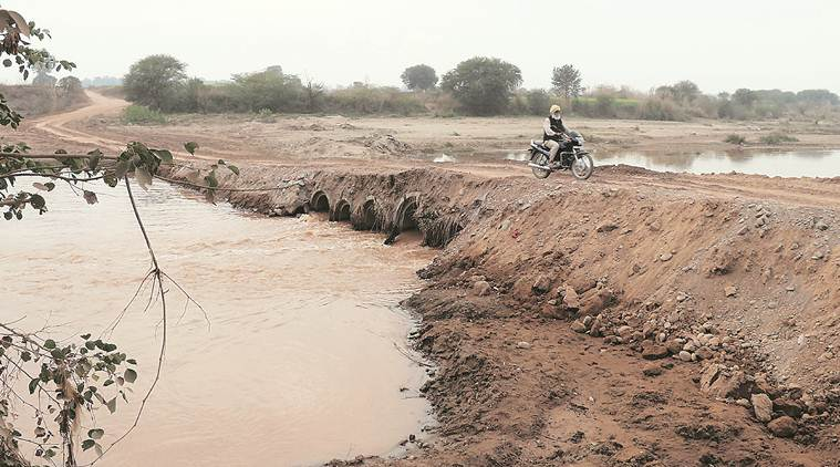 Illegal mining picks up in Derabassi block