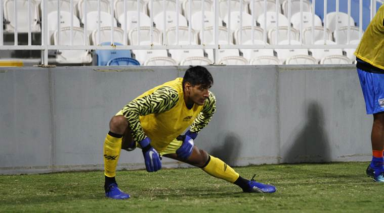 de1c646f294 AFC Asian Cup 2019: We will play for a win, says India goalkeeper Gurpreet  Singh Sandhu