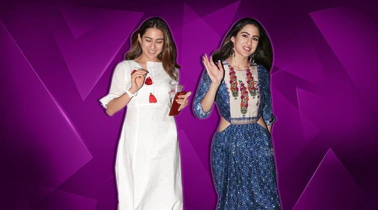 Sara Ali Khan, Sara Ali Khan fashion