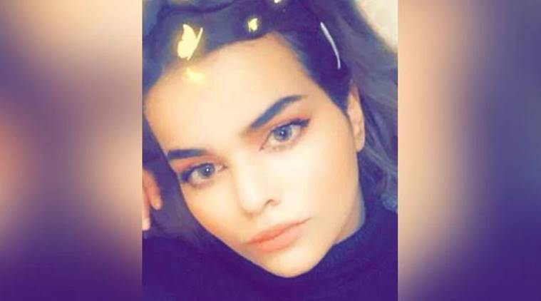 Rahaf Mohammed Alqunun, 18, said that her family was abusive and that she hoped to seek asylum in Australia.