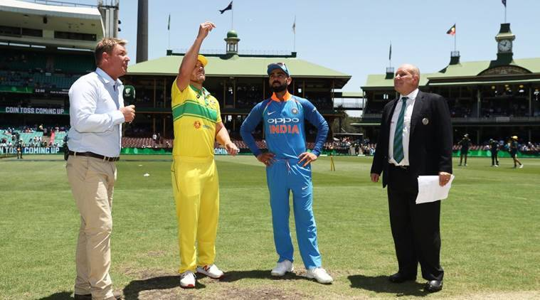 Inexperienced Aussies shock India in ODI