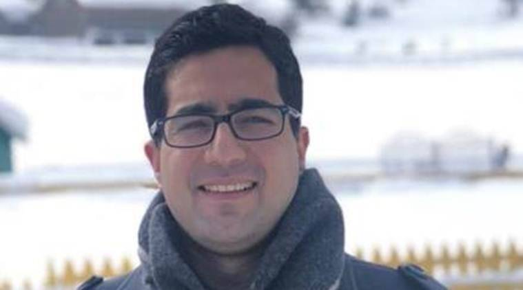 Shah Faesal: We see corruption, governance failure when right people don't get elected