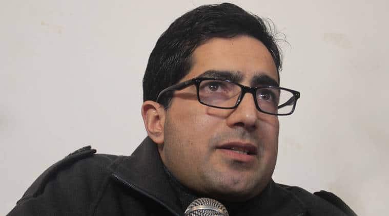 Shah Faesal seeks copy of lookout circular