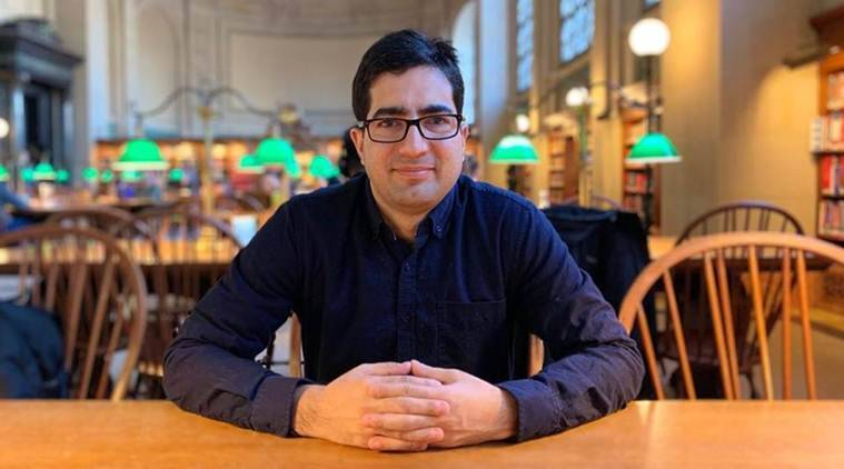 Image result for shah faesal indian express