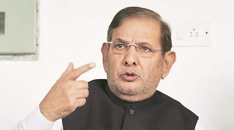 Sharad Yadav junks speculation on merger with RLSP