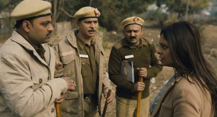 Shefali Shah in delhi crime