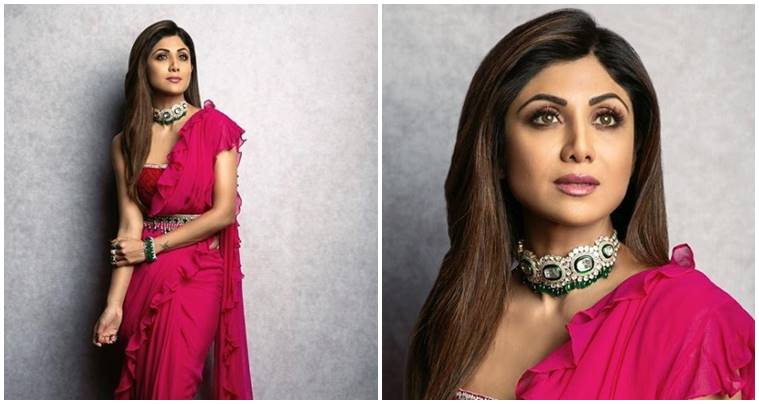 shilpa shetty, Super Dancer Chapter 3, shilpa shetty style, shilpa shetty pics, shilpa shetty fashion, shilpa shetty photos, shilpa shetty latest news, shilpa shetty updates, celeb fashion, bollywood fashion, indian express, indian express news