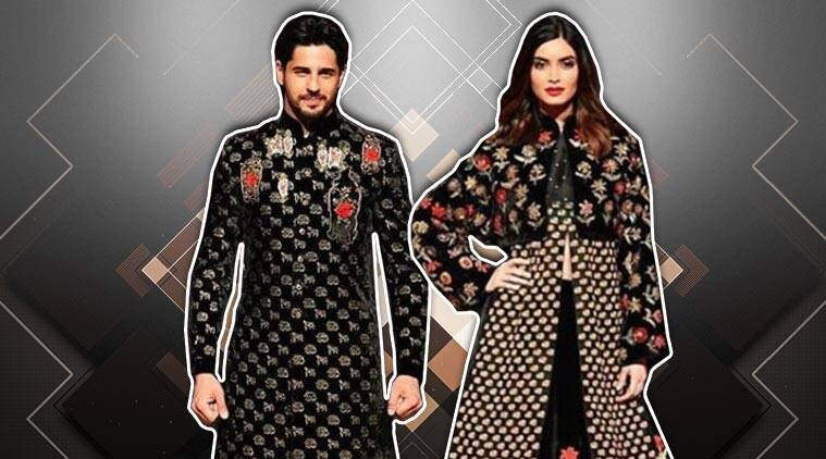 diana penty, sidharth malhotra, blenders pride fashion tour, Rohit Bal, diana penty rohit bal, sidharth malhotra, rohit bal, diana penty blenders pride fashion tour, diana penty sidharth malhotra, sidharth malhotra, blenders pride fashion tour, bpft 2018, bpft 2019, diana penty latest photo, diana penty fashion, diana penty updates, diana penty latest news, sidharth malhotra, latest pics, sidharth malhotra, latest news, celeb fashion, bollywood fashion, indian express, indian express news