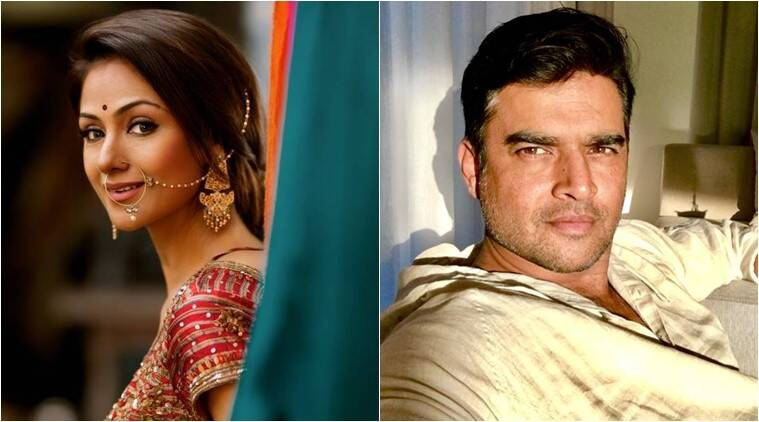 simran and madhavan to share screen in Rocketry: The Nambi Effect