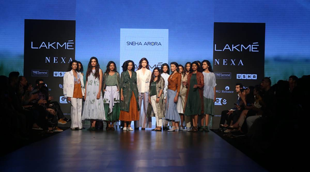 Lakme Fashion Week 2019 Highlights From Day 1 Lifestyle News The Indian Express