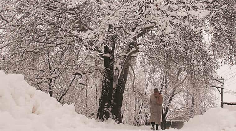 Delhi shivers as rains bring temperature down, heavy snowfall in J&K, Himachal