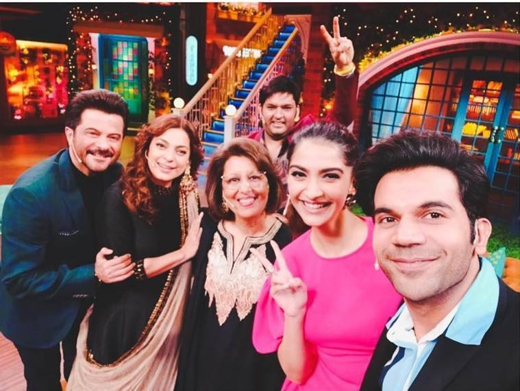 sonam and team