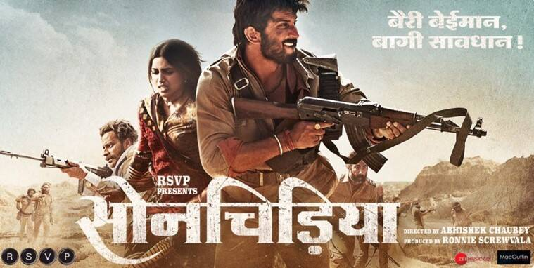 Sonchiriya trailer: Sushant Singh Rajput, Bhumi Pednekar take up fierce fight