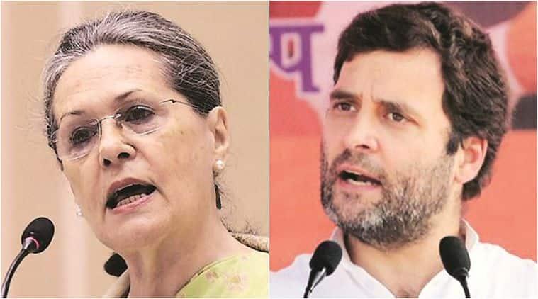 Sonia Gandhi cancelsRae Bareli trip,Rahul to visit Amethi today