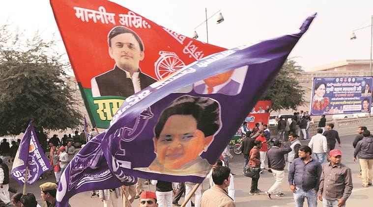 SP-BSP alliance: Mayawati takes the lead in careful balancing act