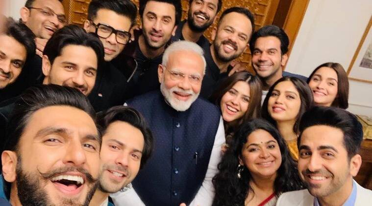 Bollywood's young delegation over the moon after meeting PM Narendra Modi, see all the photos