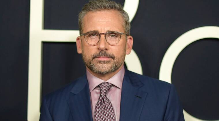 Steve Carell in Netflix series Space Force