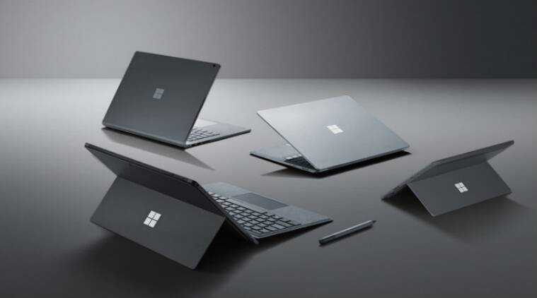 Microsoft Surface Pro 6, Surface Laptop 2 launched in India