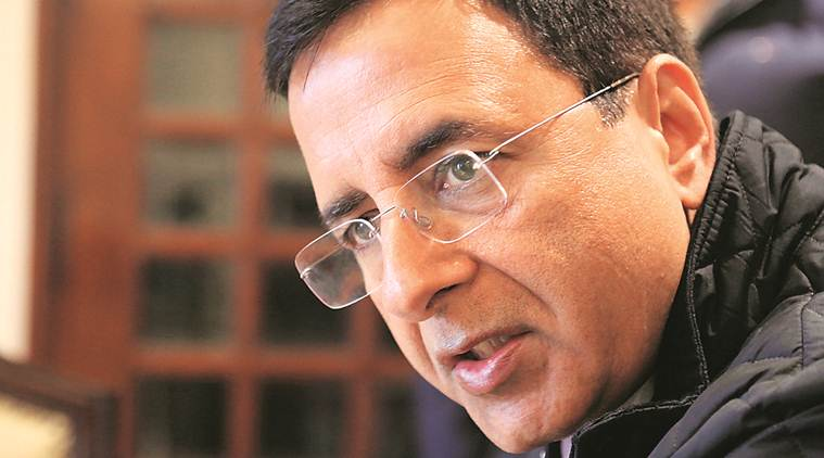 Partymen told Rahul Gandhi, let Jind bypoll be litmus test, field our best candidate: Randeep Singh Surjewala
