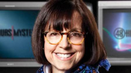 cbs, cbs president, Susan Zirinsky, cbs Susan Zirinsky, David Rhodes, David Rhodes steps down cbs, cbs David Rhodes, world news, latest news, indian express