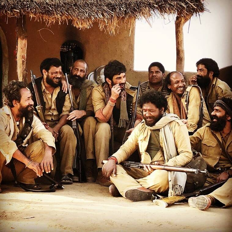 sonchiriya behind the scenesS