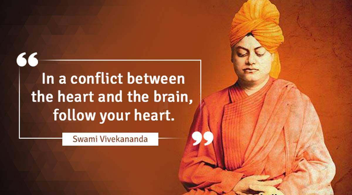 Swami Vivekananda Jayanti (National Youth Day) 5 Wishes Images