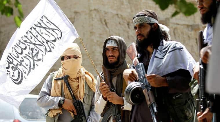 Taliban storms west Afghanistan district, kills dozens
