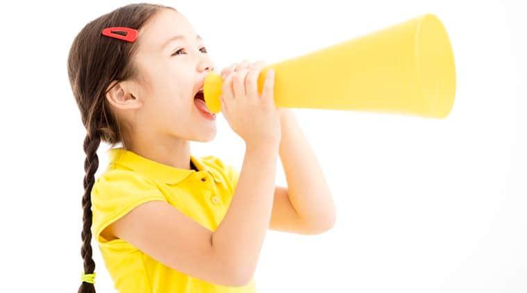 talkative kids