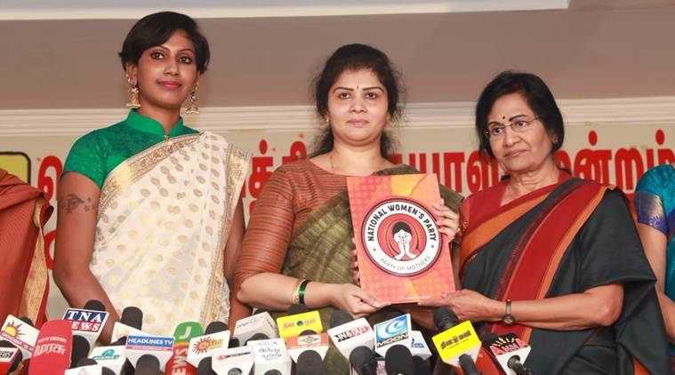 Ex-Bigg Boss contestant Nithya Dheju elected NWP's Tamil Nadu president