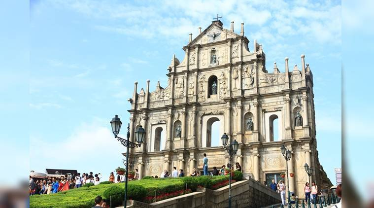Macau, seahorses, lobsters, Lisbon's Rossio Square, Goa, Mozambique, Brazil, China, Portuguese, Margaret's Café e Nata, Senado Square, Lord Stow's Bakery, Se Cathedral, Old Goa, China, indian express, indian express news