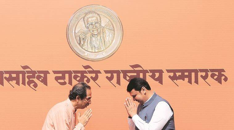Maharashtra, Maharashtra government formation, Maharashtra government formation today LIVE Updates, maharashtra election news, maharashtra election results, maharashtra assembly elections 2019 results, bjp shiv sena alliance, devendra fadnavis, uddhav thackeray, maharashtra cm, maharashtra chief minister, indian express