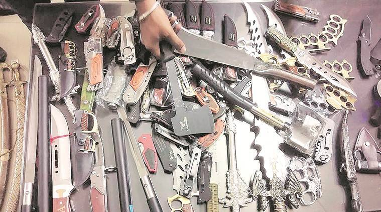 Thane: BJP leader held for possessing 170 weapons remanded in police custody