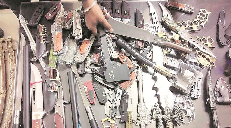 Maharashtra: Thane BJP leader arrested with 170 weapons