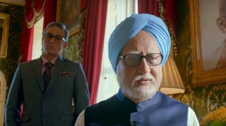 The Accidental Prime Minister stills
