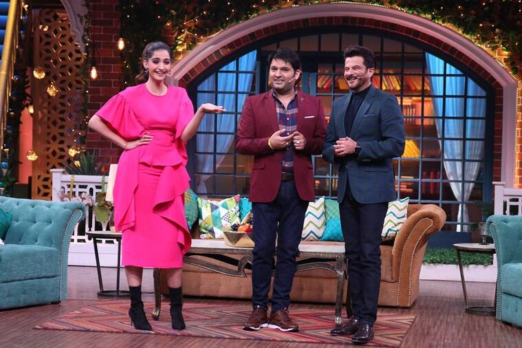 sonam kapoor on the kapil sharma show