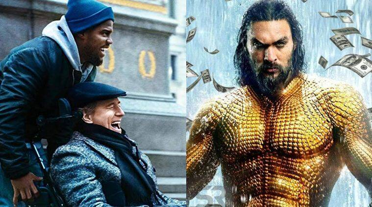The Upside beats Aquaman in North American states