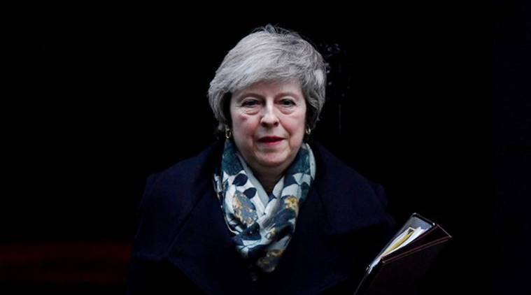 brexit, house of commons, theresa may, british prime minister, world news, indian express